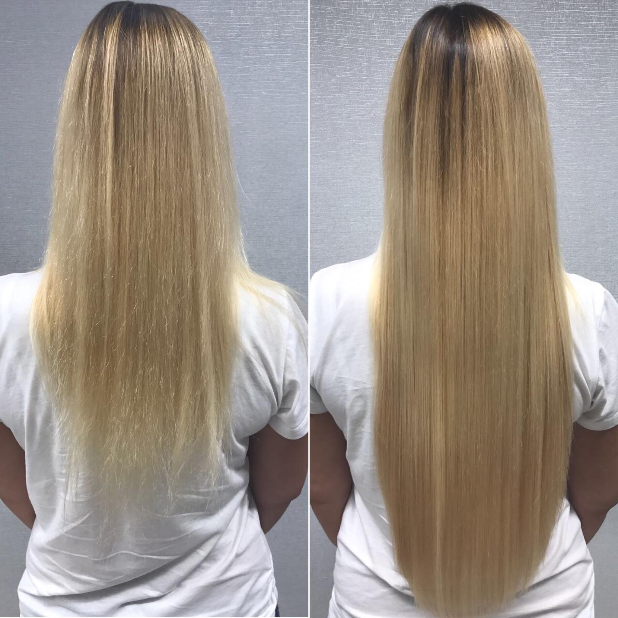 Наращивание волос картинки