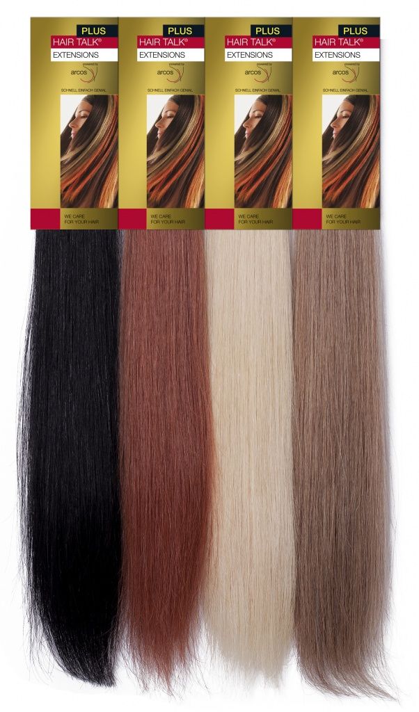 Hair talk extensions care